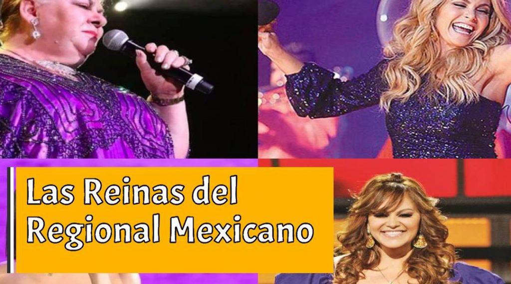 Conoce a las reinas del regional mexicano