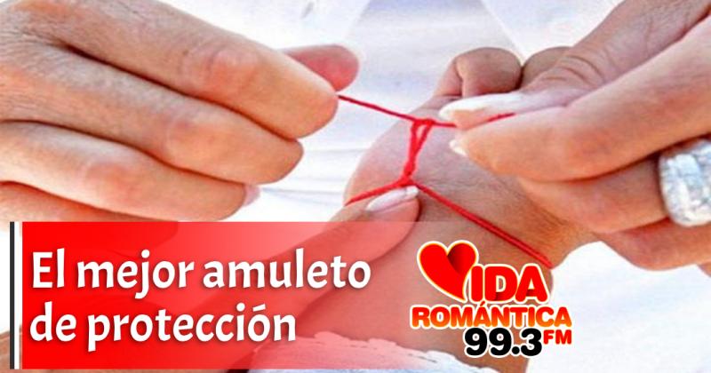 Todos los secretos sobre el hilo rojo en la muñeca ¡El mejor amuleto!